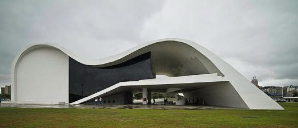 Niemeyer, Teatro Popular en Niterói, Río de Janeiro. © José Manuel Ballester