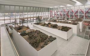 Museo MEH. Contenedor arquitectónico expositivo. © Mercedes Peláez.