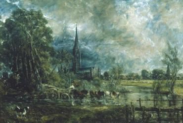 Pintura inglesa, hacia la modernidad