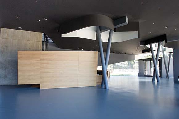 Caixaforum zaragoza un nuevo hito urbano descubrir el for Estudios arquitectura zaragoza