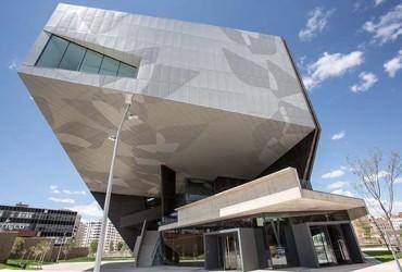 CaixaForum Zaragoza: un nuevo hito urbano