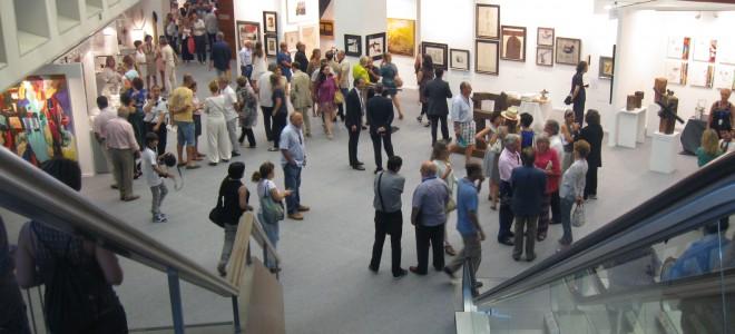 ¿Qué buscan las galerías en las ferias?