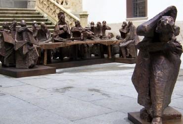 """Las esculturas de Venancio Blanco tendrán """"casa propia"""" en su tierra natal"""