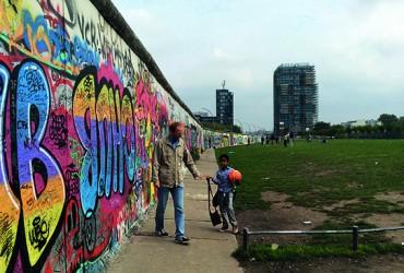 El muro de Berlín: historia y arte al aire libre