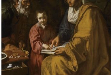 La Educación de la Virgen de Velázquez llega a Sevilla