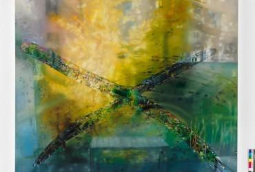 A través del cristal de Karin Kneffel