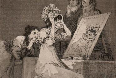 El complejo mundo interior de Goya