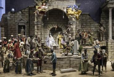 Ya ha llegado la Navidad: el belén napolitano de los duques de Cardona