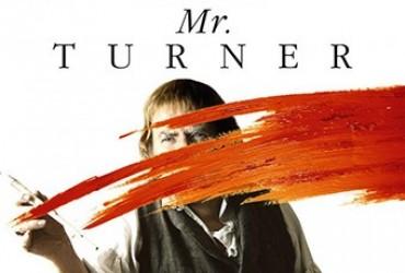 Ganadores para disfrutar de Mr. Turner