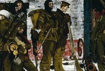 Trincheras en la Gran Guerra
