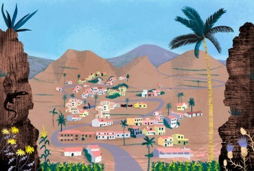 La ilustración de las Islas Canarias