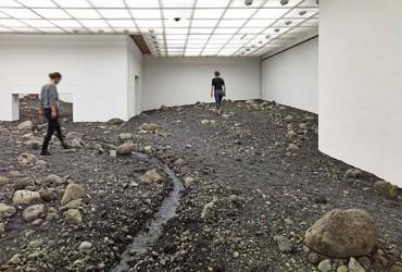 Olafur Eliasson: paisaje de laboratorio