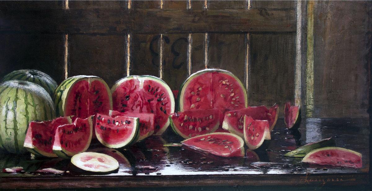 Obra de Emilio Longoni.
