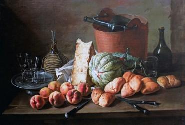 La comida en el arte, una mirada a través de cuatro siglos