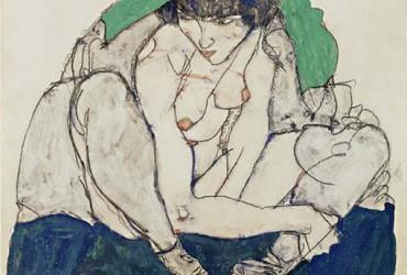 Egon Schiele al desnudo