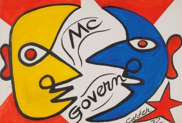 Miró y Calder, encuentro entre dos genios