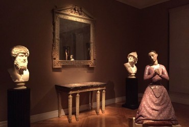 Escultura barroca española en Nueva York