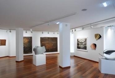 Nuevo espacio de la galería Van Dyck