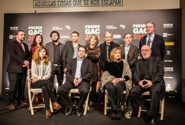 Premios GAC, la noche de las galerías en Barcelona