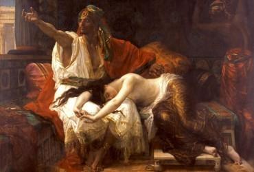 La pintura académica francesa de la segunda mitad del siglo XIX: heredera de la gran pintura