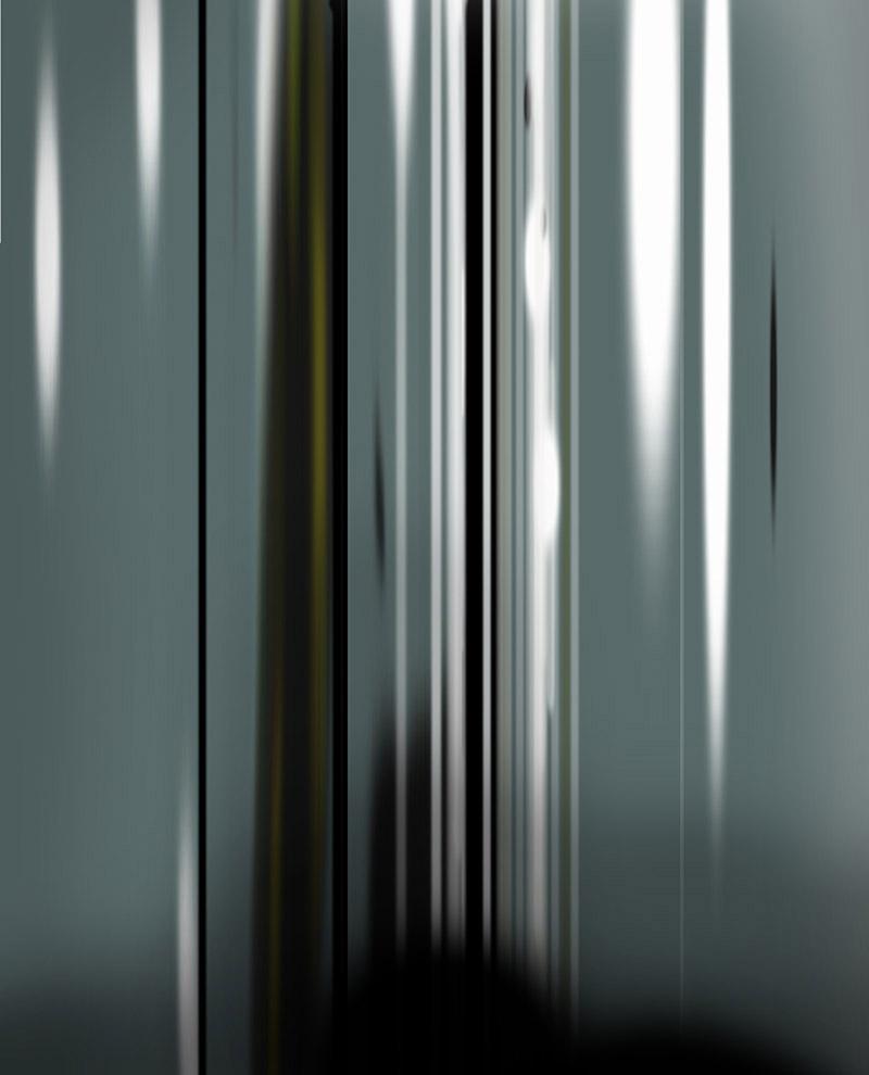 """""""Ascensor"""", de Carlos Bonil."""