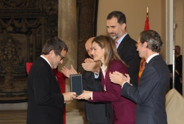 Premio al trabajo de PHotoEspaña