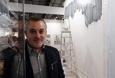 """Manuel Olveira, director del MUSAC: """"El arte es útil, hace la vida más intensa y más digna de ser vivida"""""""