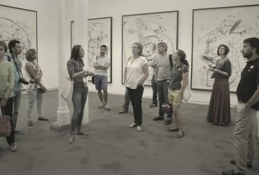Tour por las galerías madrileñas