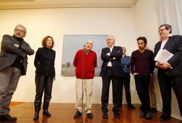 Julián Valle se hace con el galardón del IX Certamen Nacional de Pintura de La Rioja