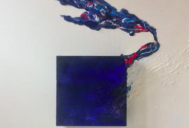 En el límite de la pintura