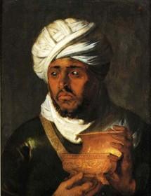 Uno de los Tres Magos, posiblemente Baltasar, por Pedro Pablo Rubens, h. 1618, Amberes. Museo Plantin-Moretus.