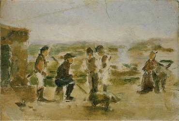 El Picasso más joven en La Coruña