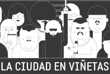 Javier Arce, el nuevo artista de La Ciudad en viñetas