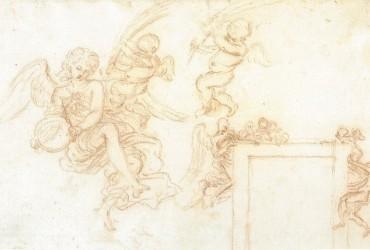Los dibujos de Gian Lorenzo Bernini