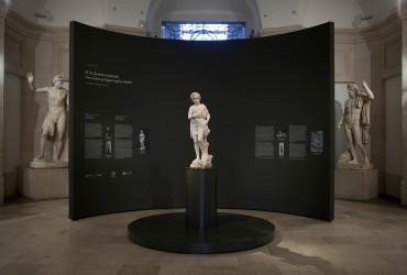 El San Juanito de Miguel Ángel, expuesto en el museo del Prado