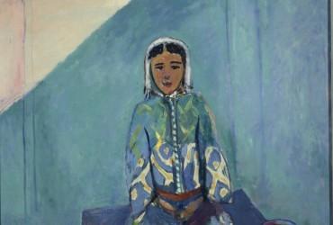 Matisse y su inspiración en Oriente