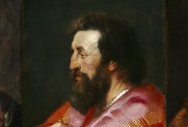 Los tres reyes magos de Rubens