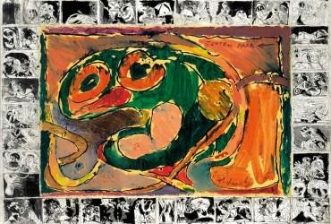 Pierre Alechinsky: la aventura entre pintura y vida
