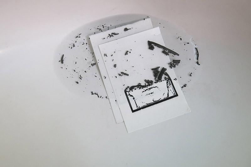 oscar munoz - des-grabados