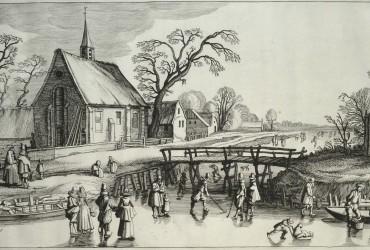 El paisaje en el grabado del siglo XVII