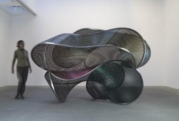 Las nuevas esculturas de Blanca Muñoz y la dualidad entre poesía y realidad de Pelayo Ortega