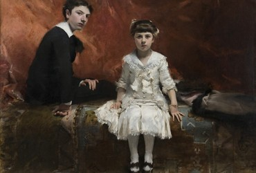 Sargent: retratos de amigos y artistas