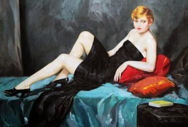 Las mujeres modernas de Enrique Ochoa