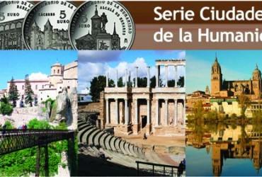 Patrimonio de la Humanidad a escala numismática