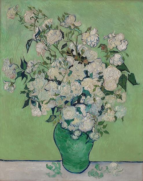 Entre las flores de Van Gogh – Descubrir el Arte, la revista líder ...