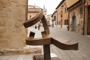 Las esculturas de Carlos Albert salen a la calle