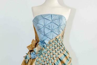 Origami: geometría en tela