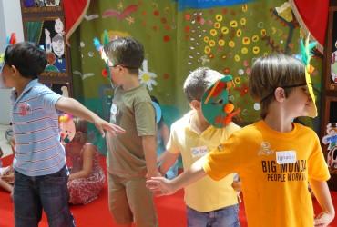 Un verano de arte para los más pequeños