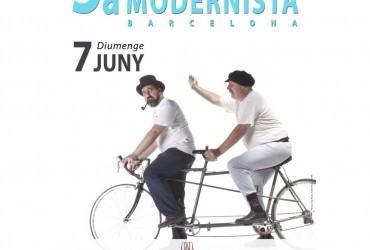 Recorrido en bicicleta por la Barcelona modernista