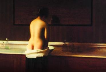 La toilette, el descubrimiento de la intimidad desnuda